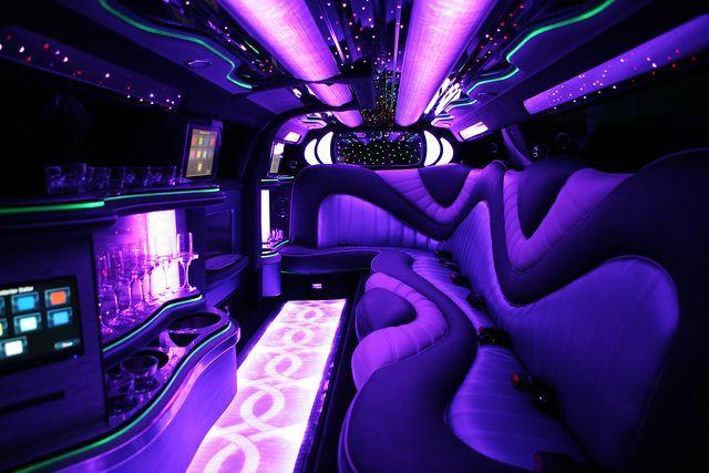 Limousine Hire Wedding Cars White Dove Release Cassars